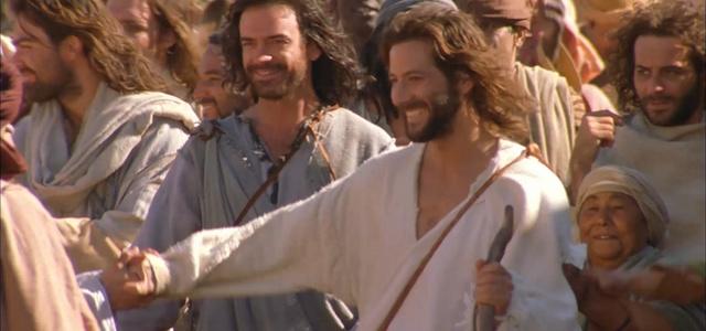 Con Gesù sei sempre in tempo!
